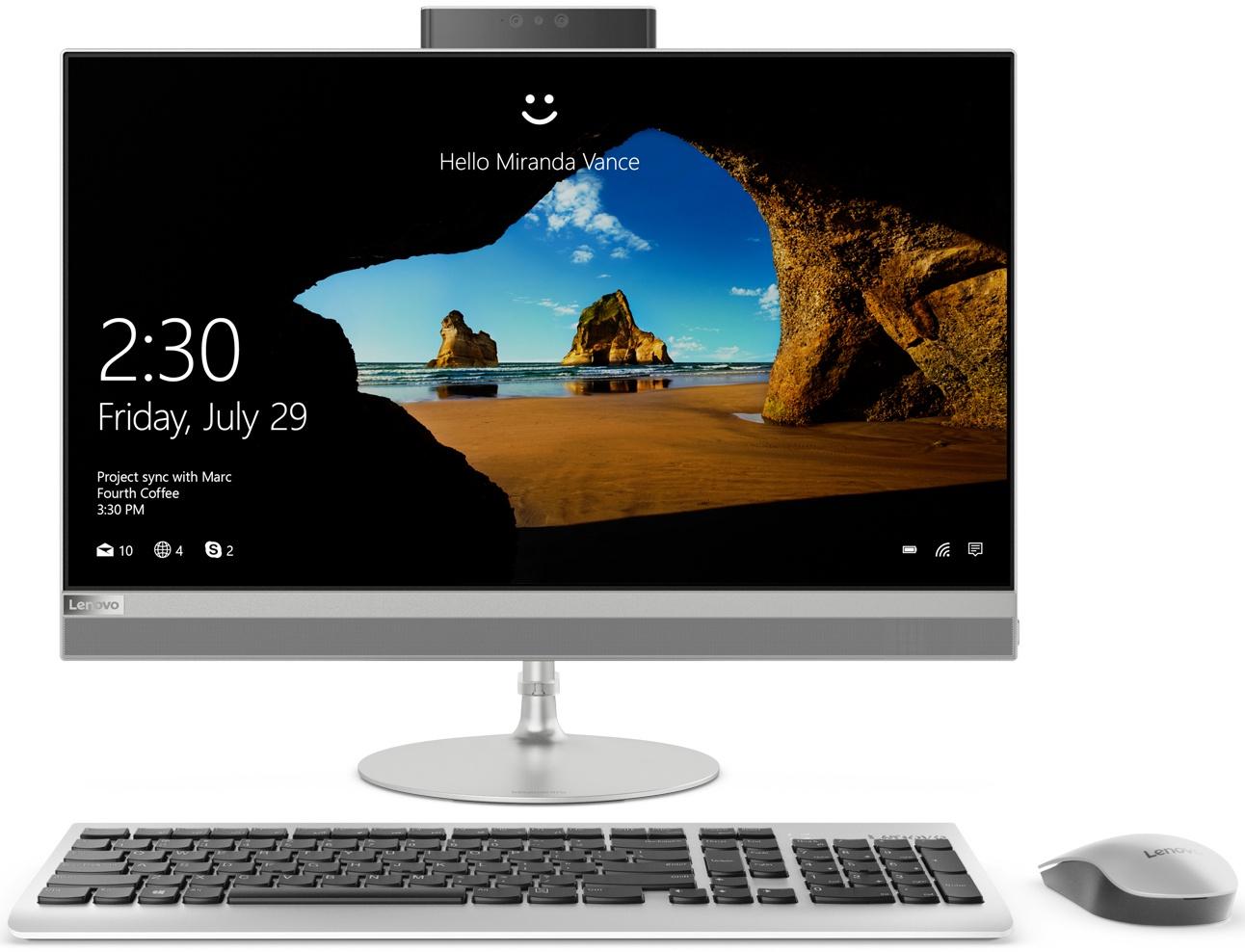 все цены на Моноблок Lenovo IdeaCentre 520-24IKU, 23.8