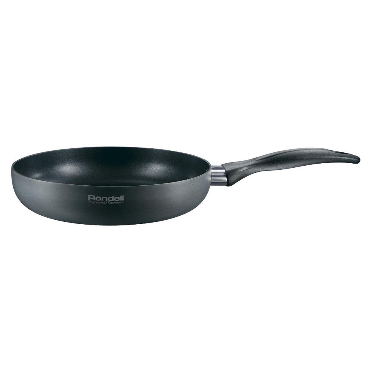 Сковорода Rondell Weller 20 см RDA-062 rondell сковорода weller 24 см без крышки rda 063 rondell