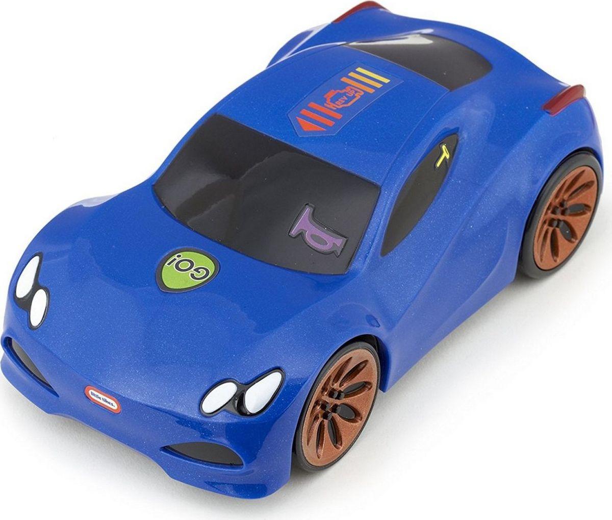Машинка Little Tikes Спортивная, 646126E4C, синий little tikes 5 в 1