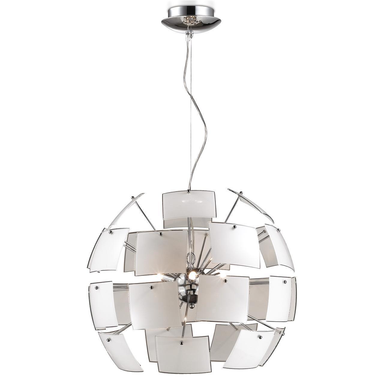 Подвесной светильник Odeon Light 2655/6, G9, 40 Вт люстра потолочная odeon light vorm 2655 4c
