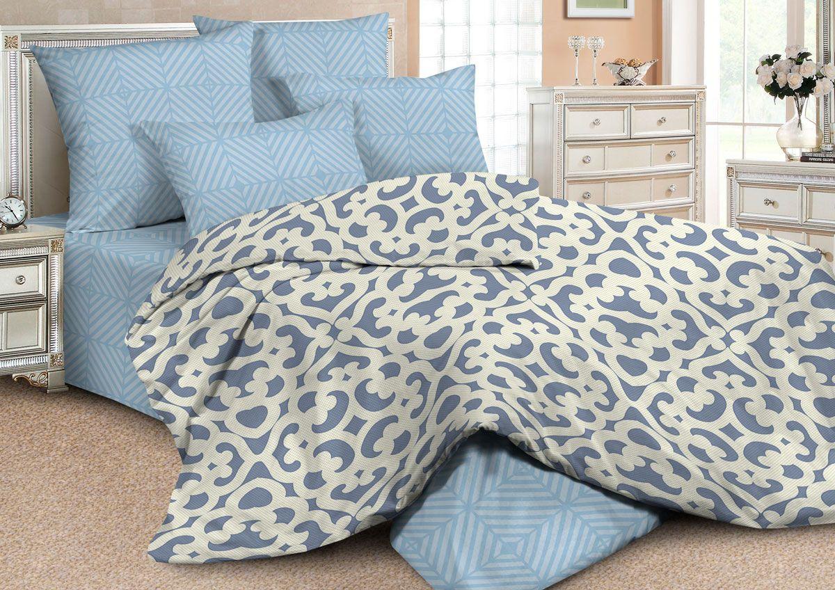 Комплект постельного белья Guten Morgen Сканди, СС-816-143-150-50, 1,5 спальный, наволочки 50x70