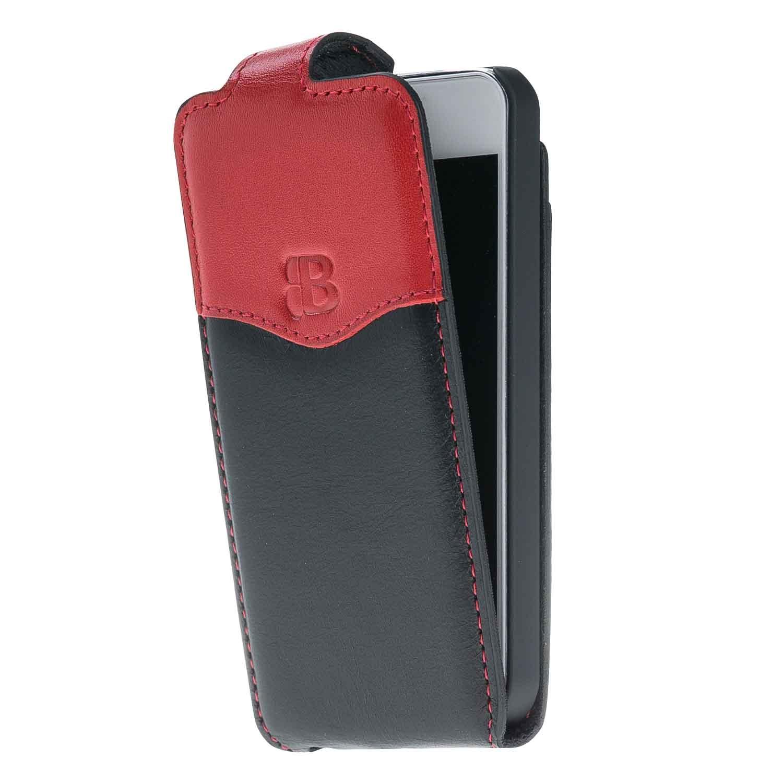 Чехол для сотового телефона Burkley для iPhone 5/SE FlipCase