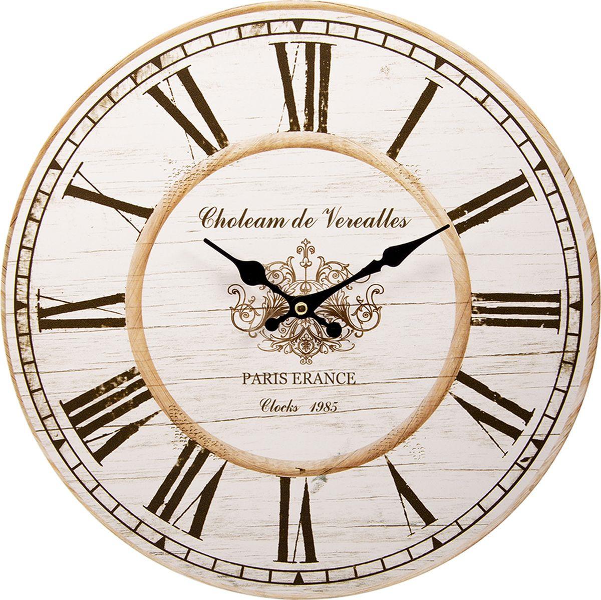 крючки настенные русские подарки крючки настенные помощник повара Настенные часы Русские подарки, 138640, мультиколор, 34 х 34 см