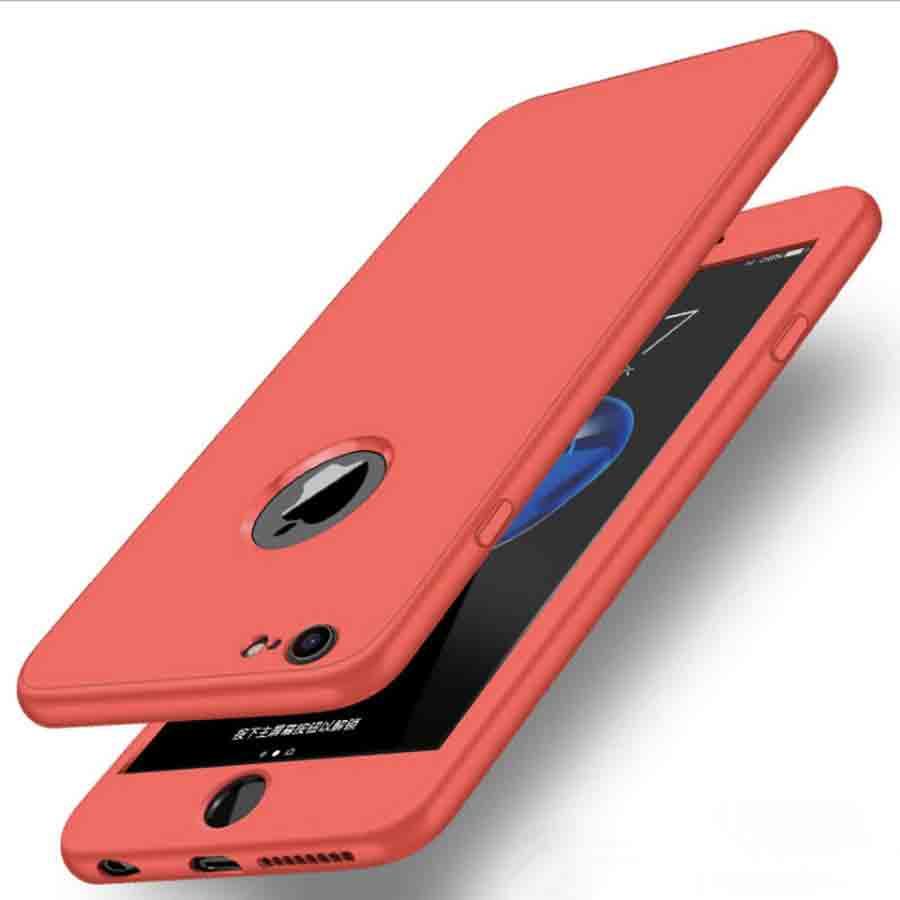 Чехол для сотового телефона No Name Силиконовый чехол для iPhone 7 / 8 Plus, красный fotoniobox лайтбокс голова давида 45x45 037