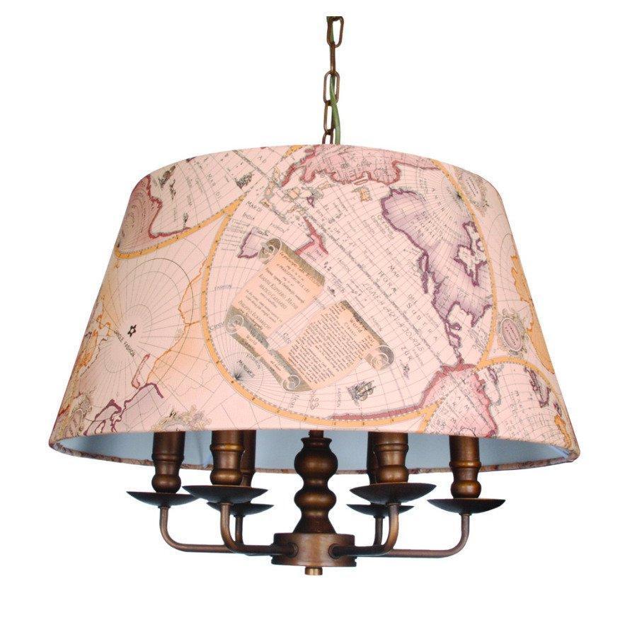 Светильник Favourite 1122-6P подвесной светильник favourite mappa 1122 6p