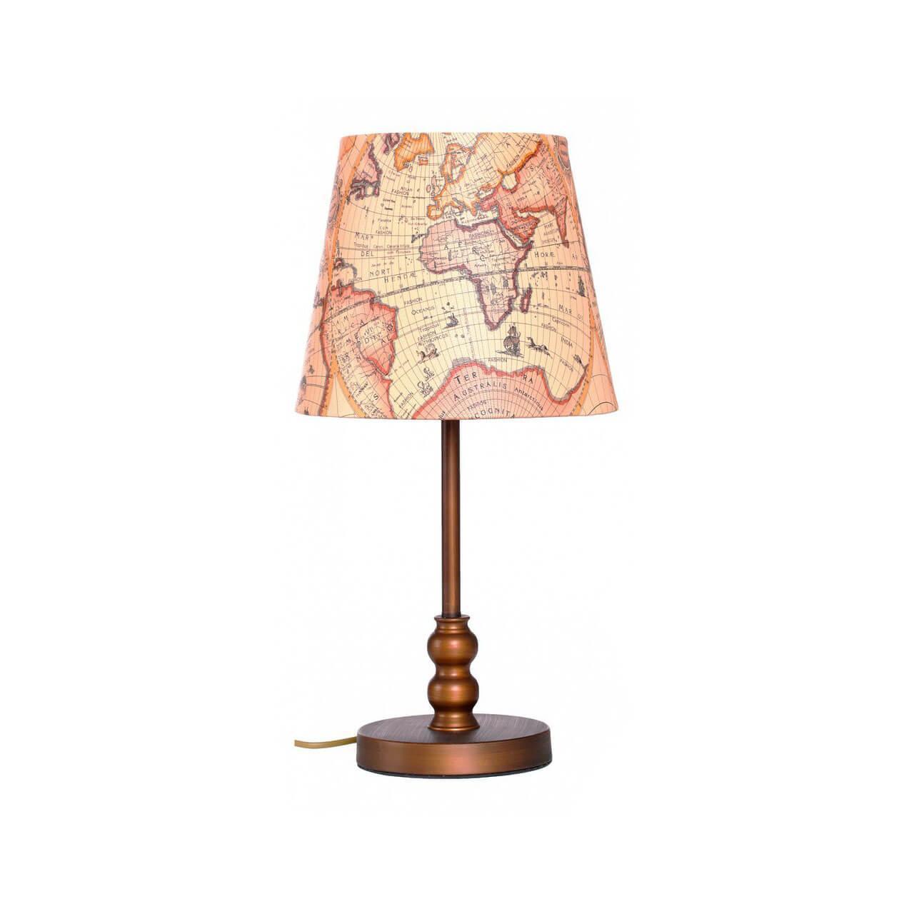 Настольный светильник Favourite 1122-1T подвесной светильник favourite mappa 1122 6p