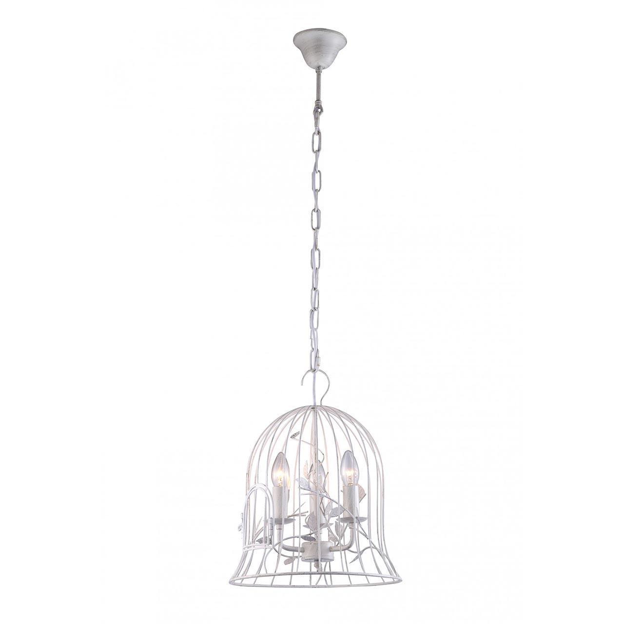 цена на Подвесной светильник Arte Lamp A1878SP-3WG, белый