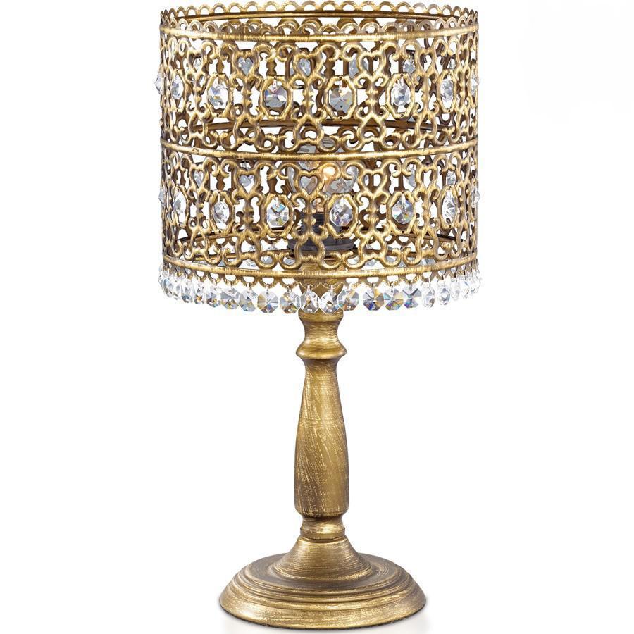 Настольный светильник Odeon Light 2641/1T настольная лампа декоративная odeon light salona 2641 1t