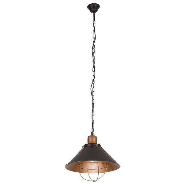 Подвесной светильник Nowodvorski 6443, медь подвесной светильник nowodvorski garret 6443