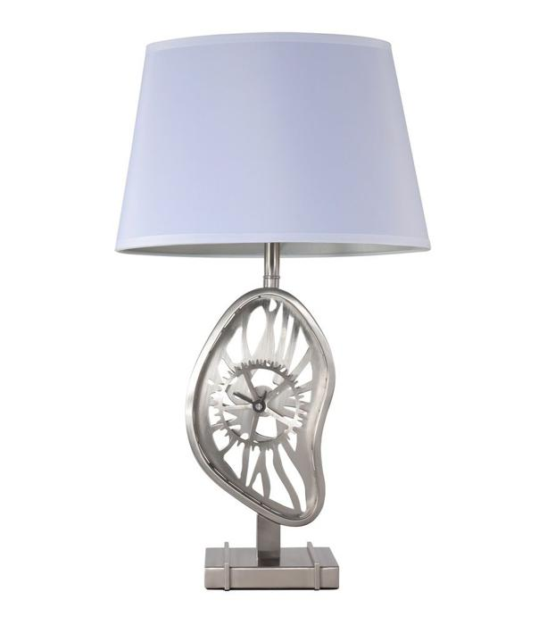 Фото - Настольный светильник Crystal Lux VALENCIA LG1, E27, 60 Вт настольная лампа crystal lux emilia lg1