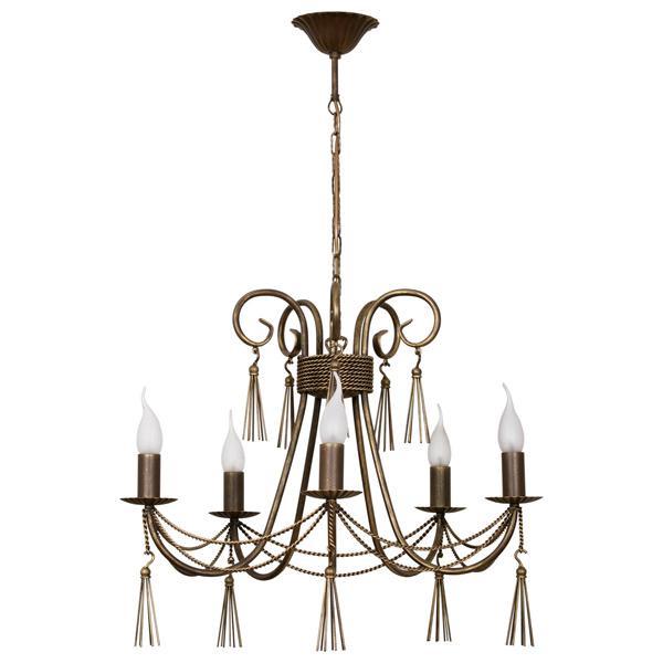 лучшая цена Подвесной светильник Nowodvorski 2766, бронза