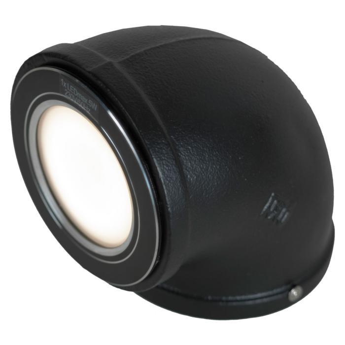 Настенный светильник Lussole LSP-9522, LED, 5 Вт настенный светильник lussole lsp 9522 черный
