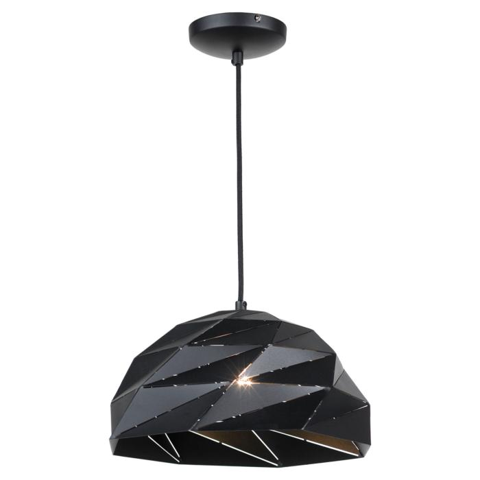 Фото - Подвесной светильник Lussole LSP-9532, черный подвесной светильник lussole lsp 9607 черный