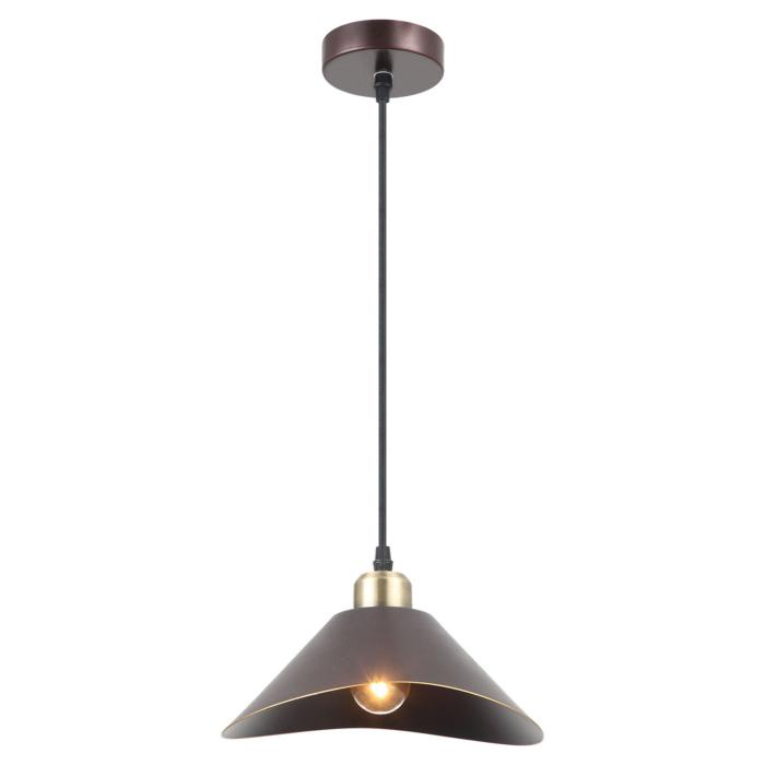 Подвесной светильник Lussole LSP-9533, E27, 60 Вт люстра lussole loft lsp 9533 lsp 9535