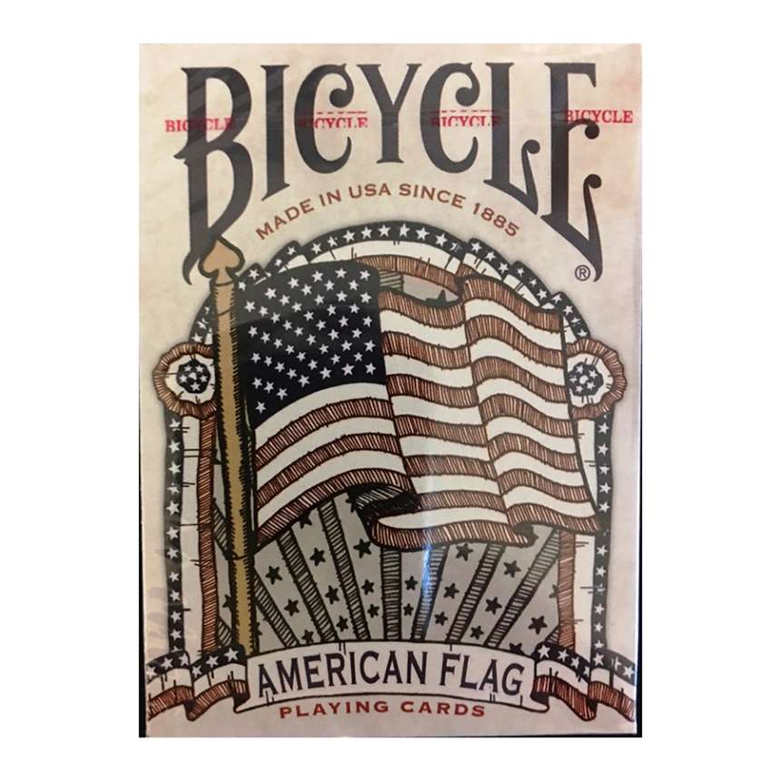 Игральные карты United States Playing Card Company Bicycle American Flag