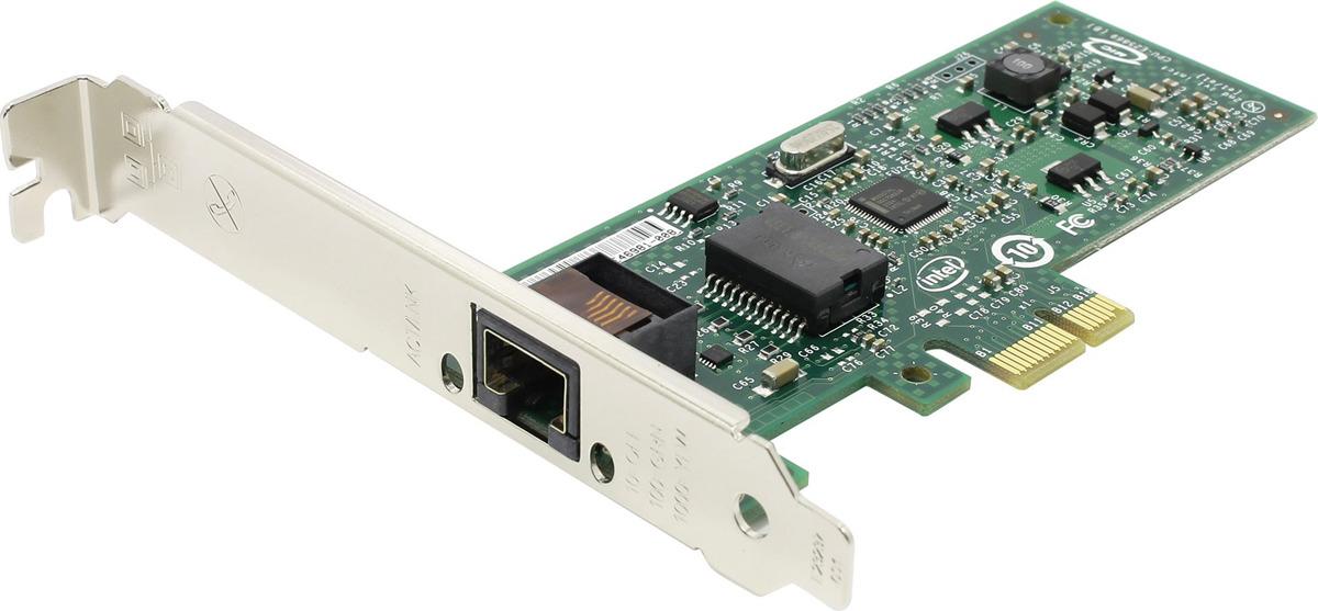 лучшая цена Сетевая карта Intel, EXPI9301CTBLK 893647