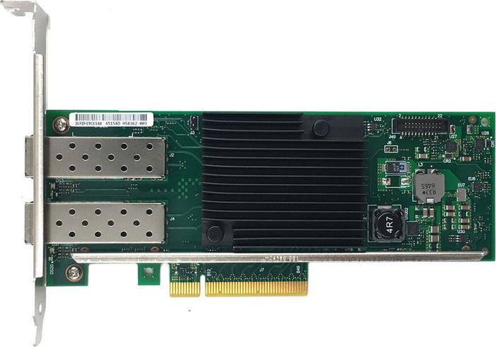 Сетевой адаптер Intel Original X710DA2BLK 2x10Gb\s SFP+ ports DA