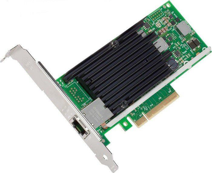 Сетевая карта Intel X550T1BLK 1xRG45 10Gb/s PCI-E 3.0x8 Low Profile