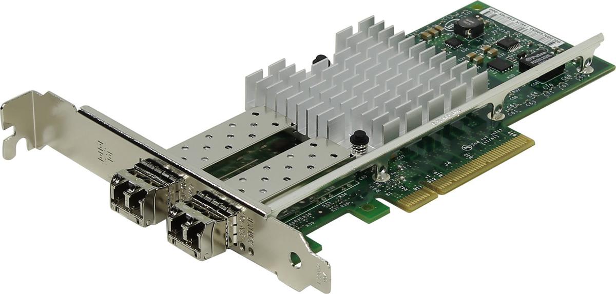 лучшая цена Сетевая карта Intel E10G42BFSRBLK