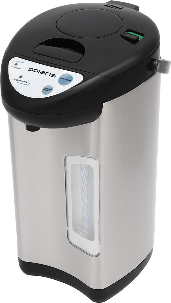 Термопот Polaris PWP 5010, черный, 5 л все цены