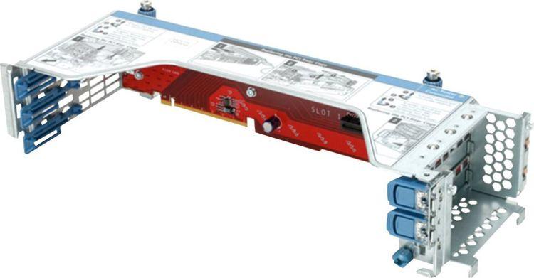 Переходная плата HPE DL38X Gen10 2SFF HDD SAS/SATA