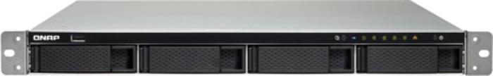 Сетевое хранилище Qnap Original TS-463XU-RP-4G схд стоечное исполнение 4bay rp no hdd ts 432xu rp 2g qnap