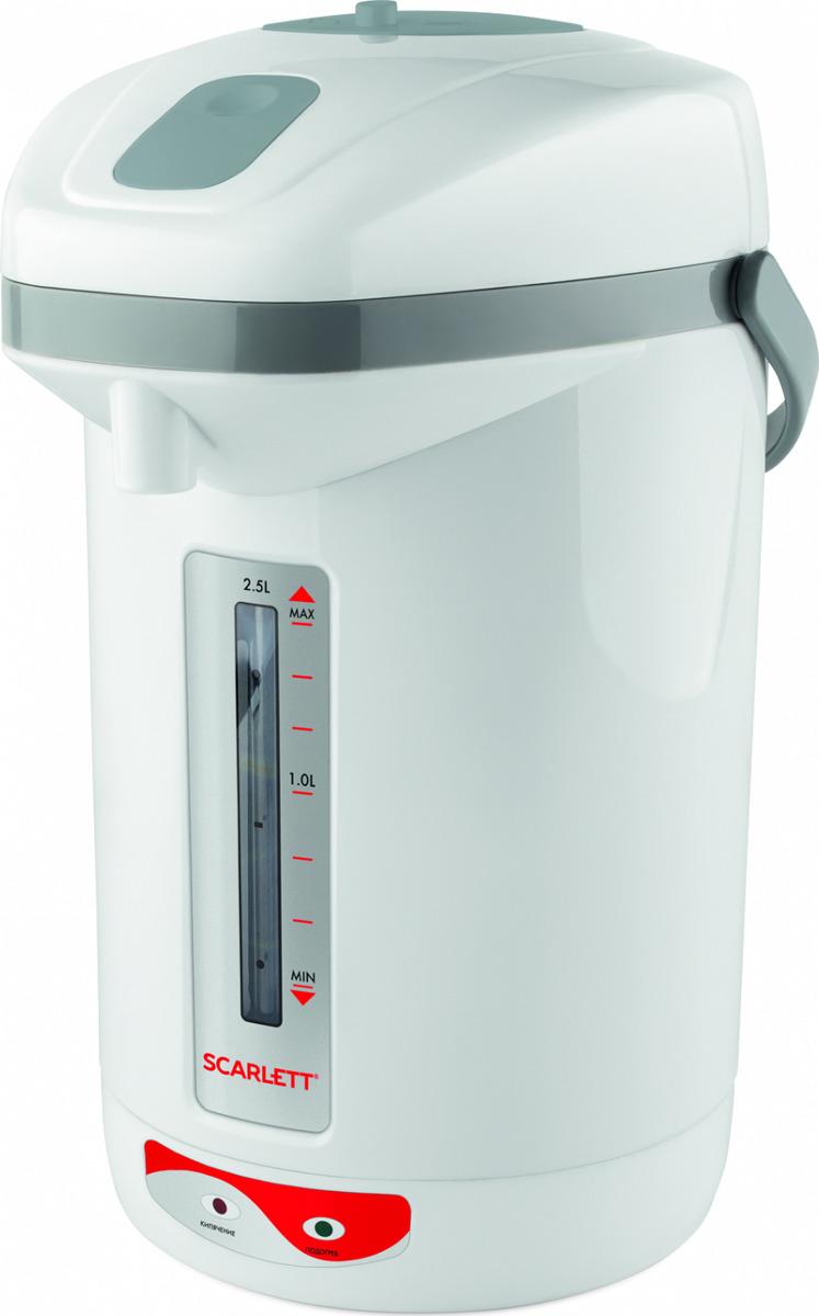 Термопот Scarlett SC-ET10D12, белый, 2,5 л