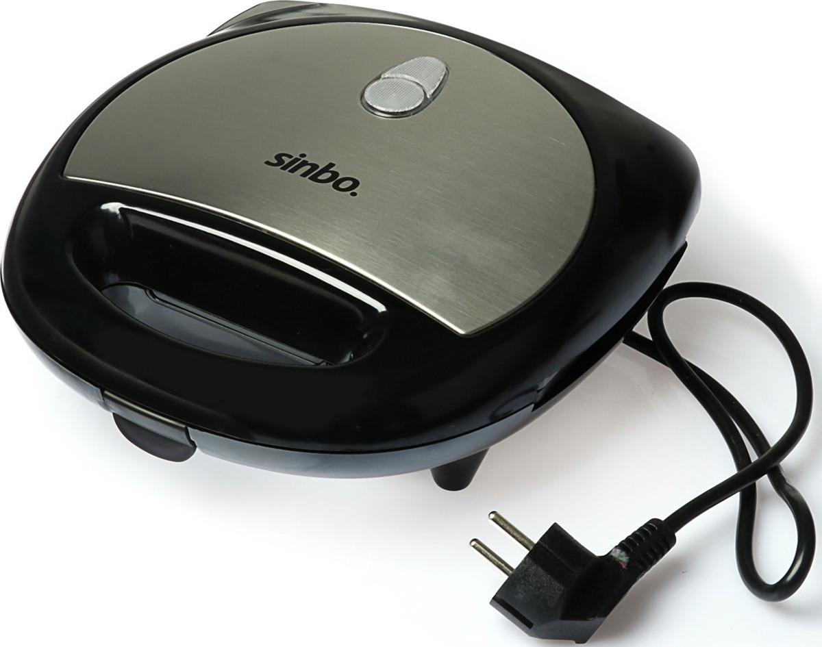Сэндвичница Sinbo SSM 2541, черный Sinbo