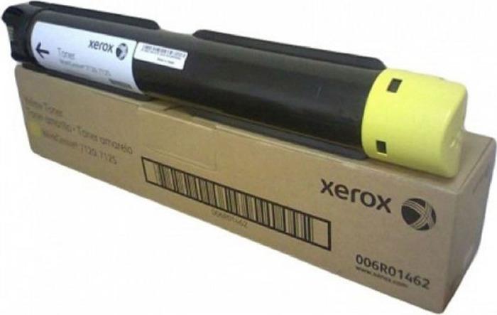Картридж Xerox 006R01462, желтый, для лазерного принтера, оригинал