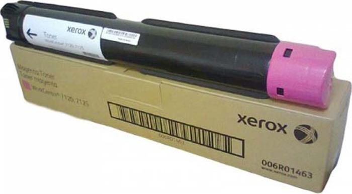 Картридж Xerox 006R01463, пурпурный, для лазерного принтера, оригинал