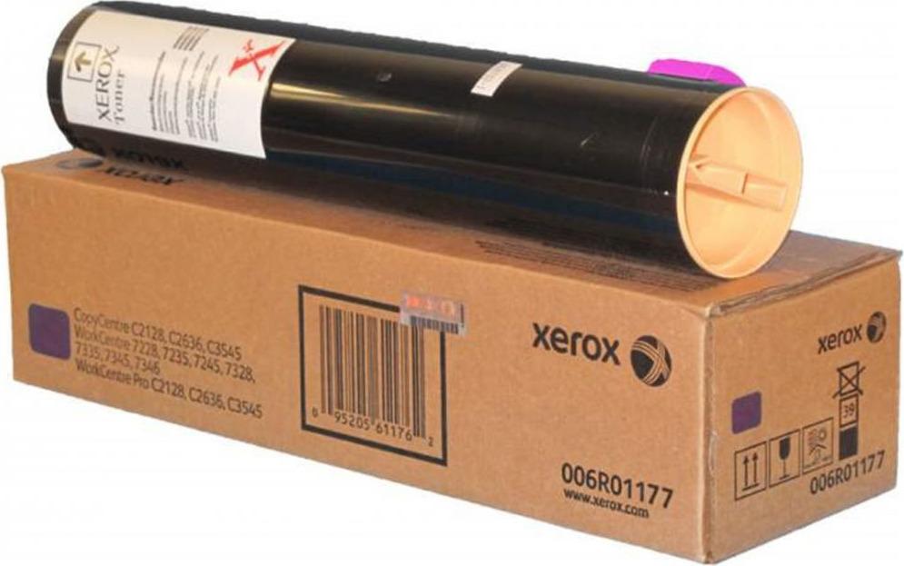 Картридж Xerox 006R01177, пурпурный, для лазерного принтера, оригинал