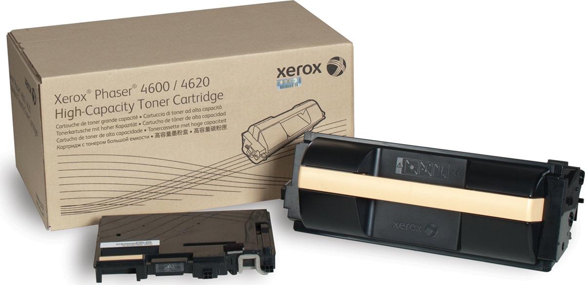 Картридж Xerox 106R01536, черный, для лазерного принтера, оригинал