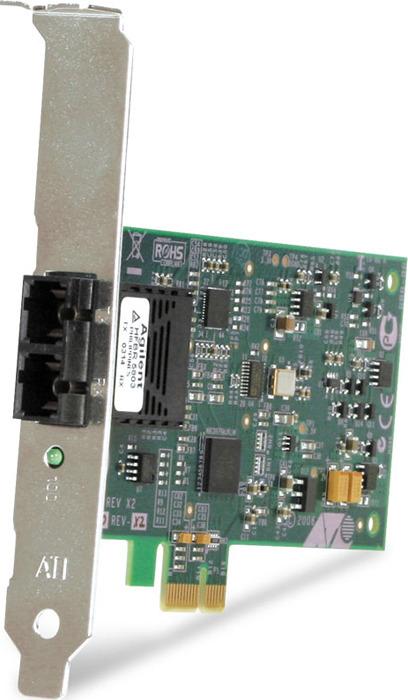 Сетевой адаптер Ethernet Allied Telesis, AT-2711FX/SC-001