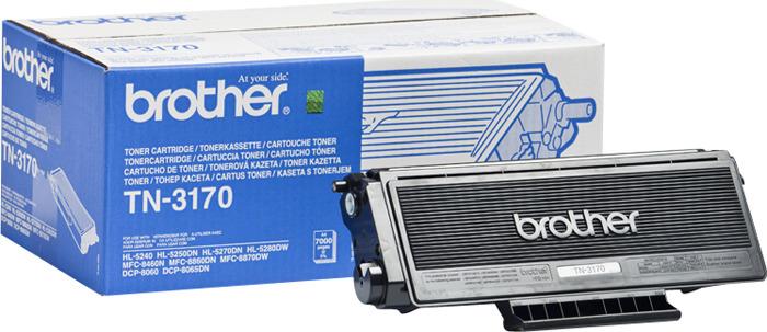 все цены на Картридж Brother TN3170, черный, для лазерного принтера онлайн