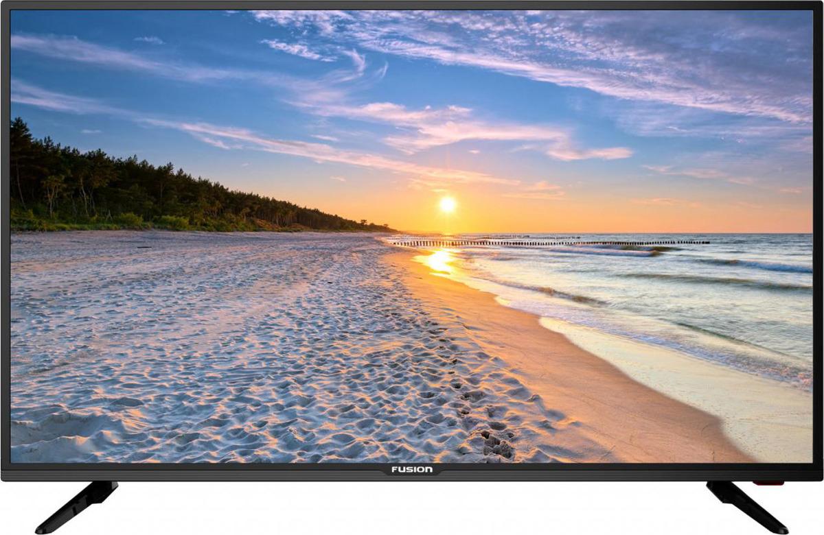 Телевизор Fusion FLTV-40C110T 40, черный led телевизор fusion fltv 22c100