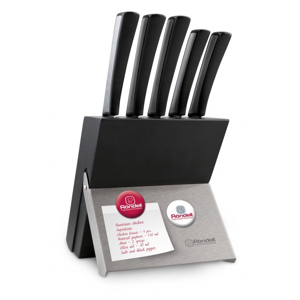 Набор кухонных ножей Rondell RD-483 rondell набор кухонных ножей espada 6 пр на магнитном держателе rd 324 rondell