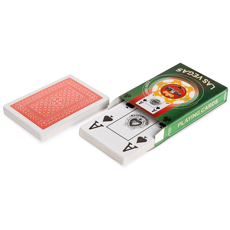 Игральные карты Partida Игральные «Las Vegas» цена