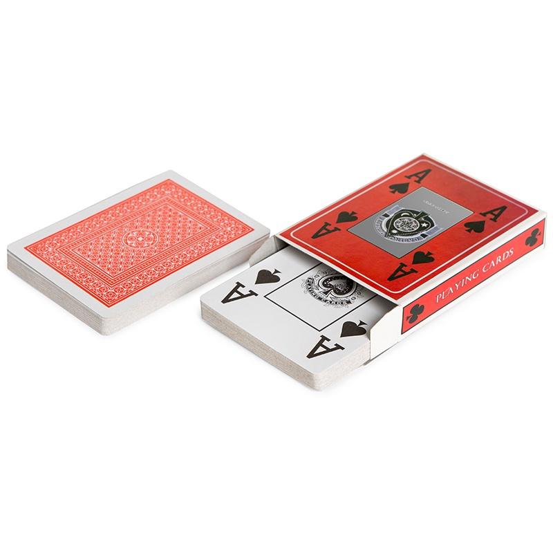 Игральные карты Partida для покера «4 Aces» цена