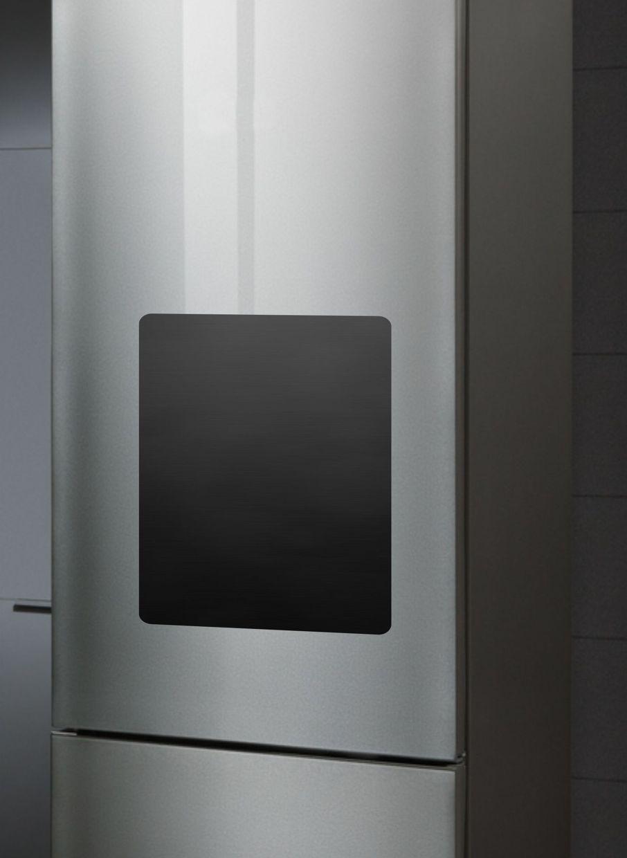 Доска магнитная Doski4you Средняя, комплект, черный