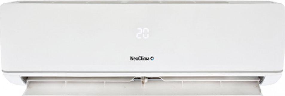 Сплит-система Neoclima NS/NU-HAX24R, белый