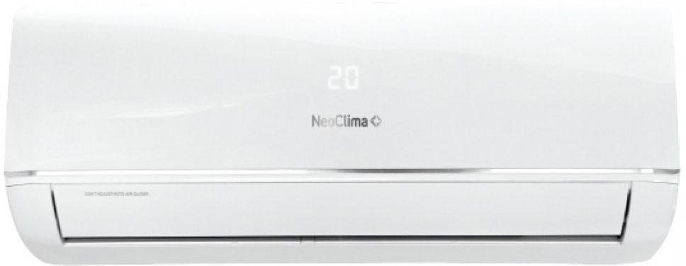 Сплит-система Neoclima NS/NU-HAX18RWI Inverter, белый