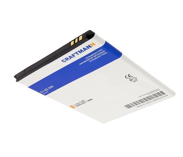 Аккумулятор для телефона Craftmann BL3819 для Fly IQ4514 Evo Tech 4 аккумулятор для телефона ibatt bl3819 для fly iq4514 iq4514 quad evo tech 4