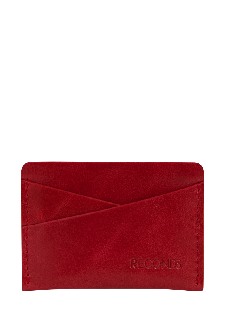 Визитница Reconds Pocket, красный