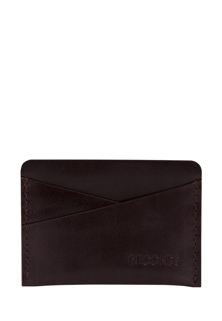 Визитница Reconds Pocket, коричневый