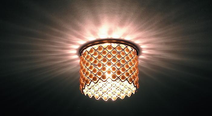 Встраиваемый светильник Novotech 369890, белый цена