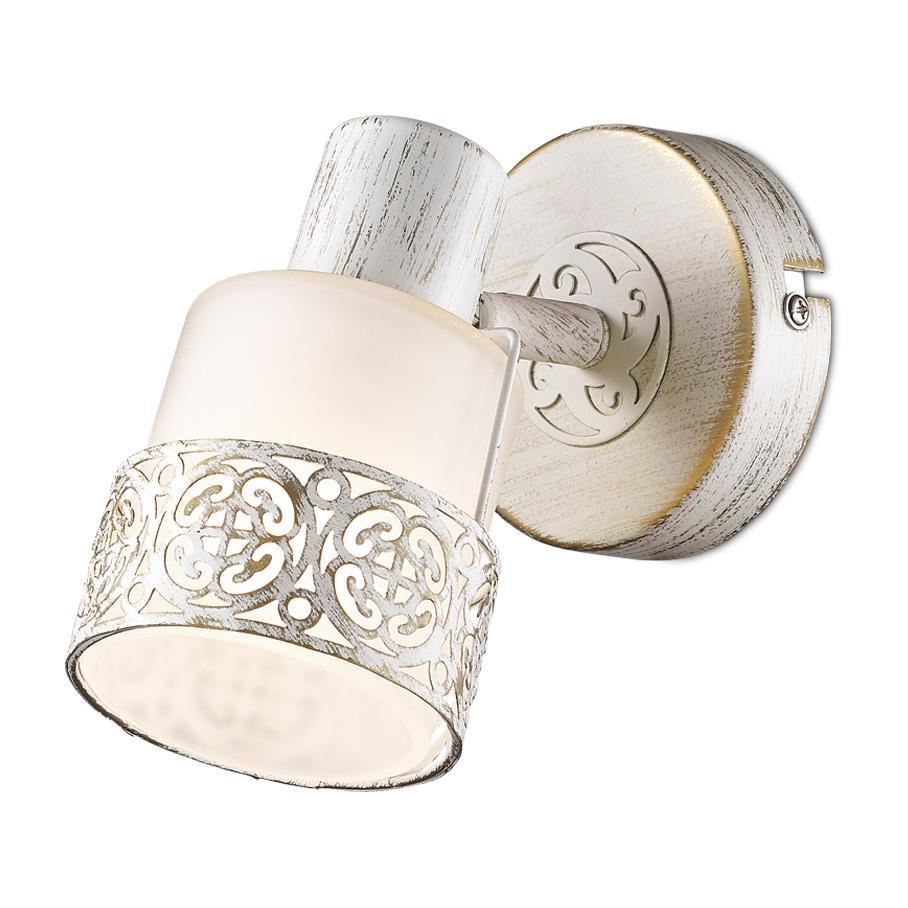 Настенно-потолочный светильник Odeon Light 2786/1W настенно потолочный светильник odeon light 3628 1w серый металлик