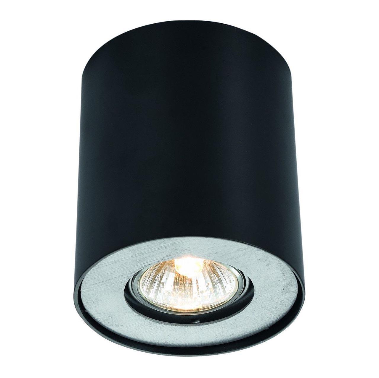 Потолочный светильник Arte Lamp A5633PL-1BK, черный потолочный светильник arte lamp cardani a5936pl 1bk