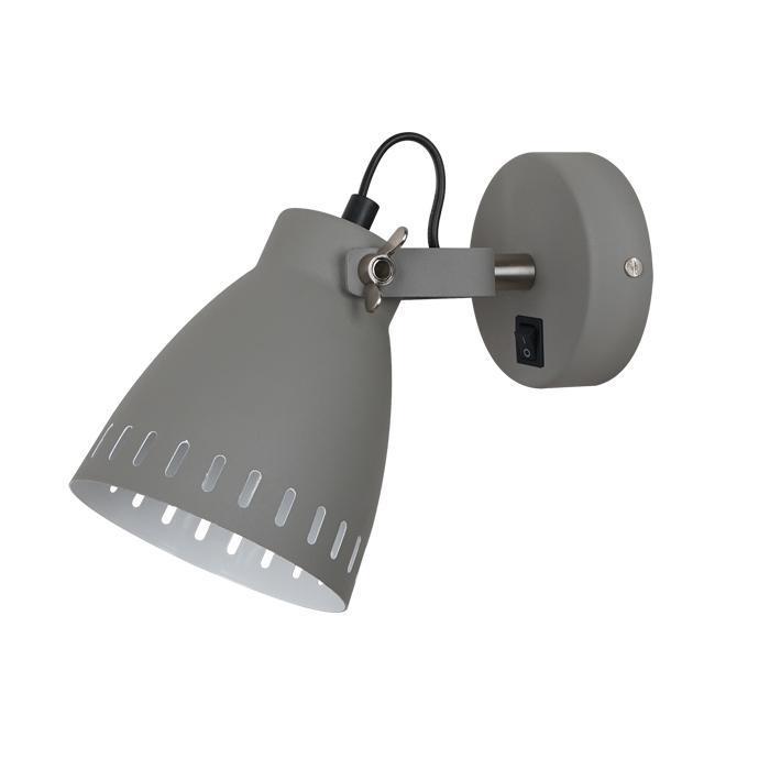 Настенно-потолочный светильник Odeon Light 3332/1W настенно потолочный светильник odeon light 3628 1w серый металлик