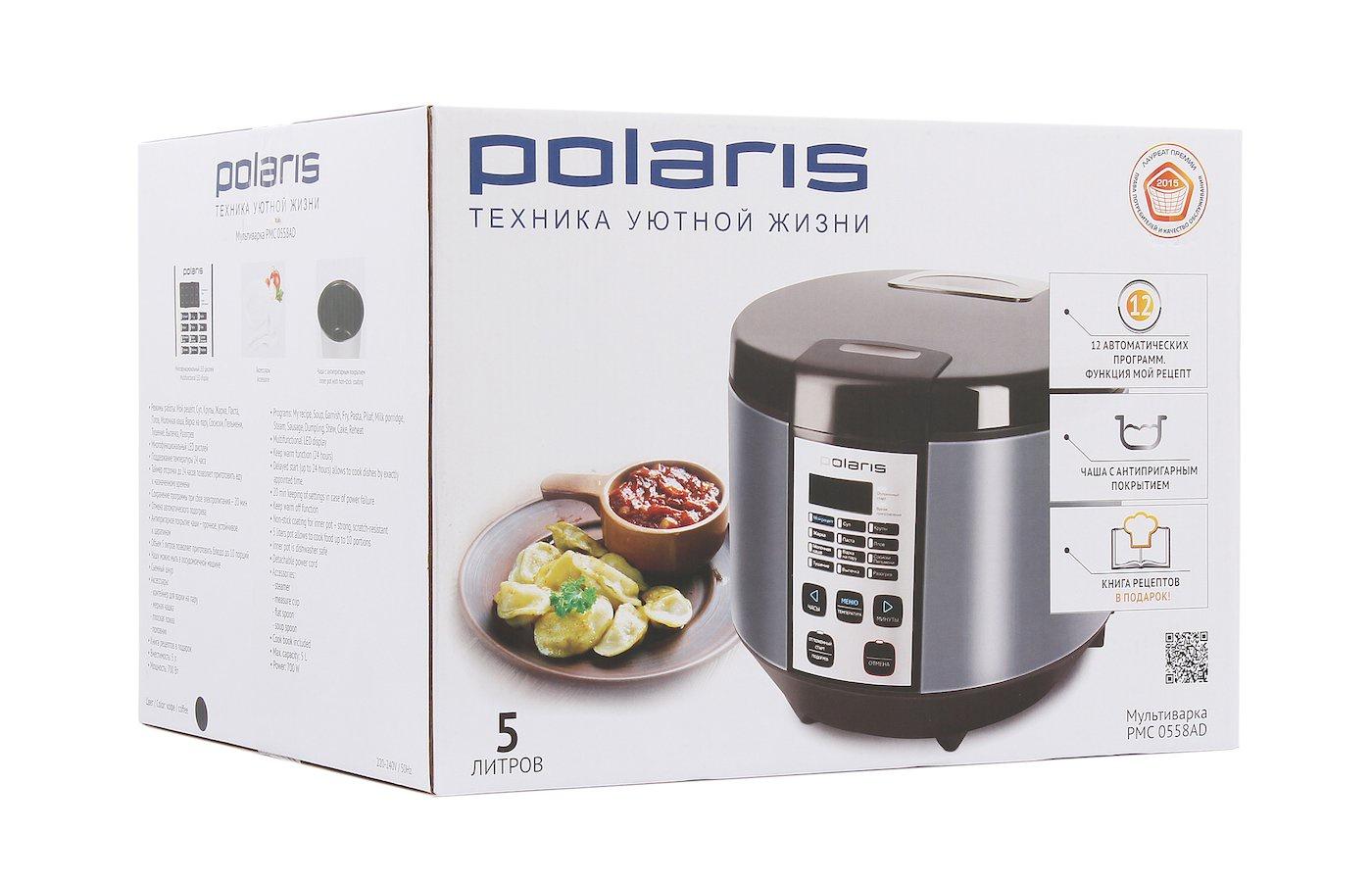 Мультиварка Polaris 00-00006532 Polaris