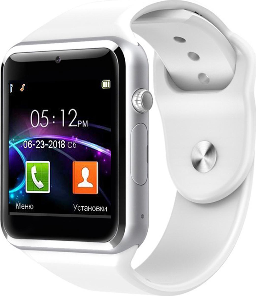 цена на Часы-телефон Jet Phone SP1, серебристый